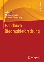 Cover Handbuch Biographieforschung